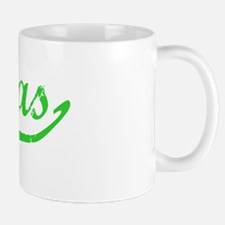 Matias Vintage (Green) Mug