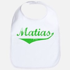 Matias Vintage (Green) Bib