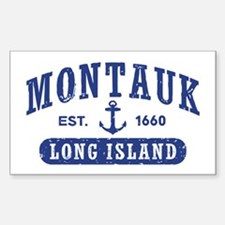 Montauk Decal