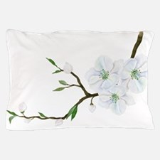 Blooming Twig Pillow Case