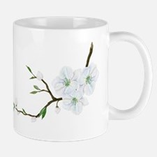 Blooming Twig Mugs