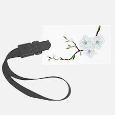 Blooming Twig Luggage Tag