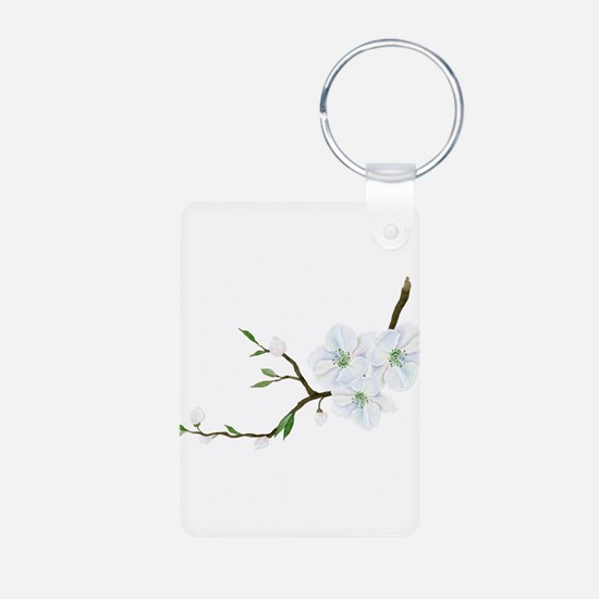 Blooming Twig Keychains