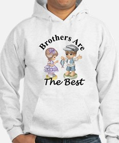 Brothers Are The Best Hoodie