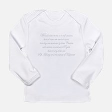 Pursuit of Happiness Long Sleeve T-Shirt