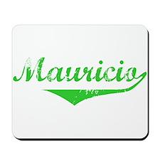 Mauricio Vintage (Green) Mousepad