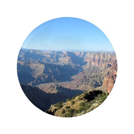 """Grand Canyon 3.5"""" Button (100 pack)"""