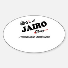 JAIRO thing, you wouldn't understand Decal