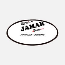 JAMAR thing, you wouldn't understand Patch