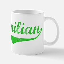 Maximilian Vintage (Green) Small Small Mug