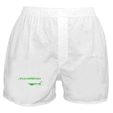 Maximillian Vintage (Green) Boxer Shorts