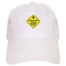 Cross Country Coach Baseball Cap