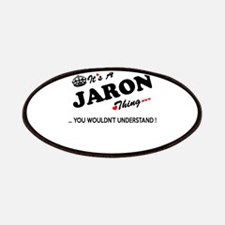 JARON thing, you wouldn't understand Patch