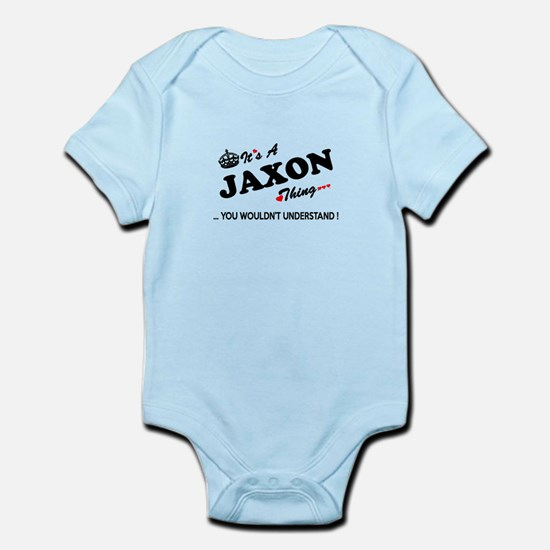 JAXON thing, you wouldn't understand Body Suit