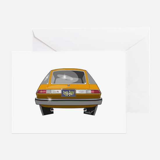1979 Pacer Greeting Card