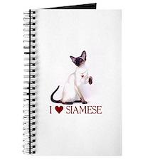 I love Siamese Journal