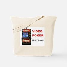 VIDEO POKER Tote Bag