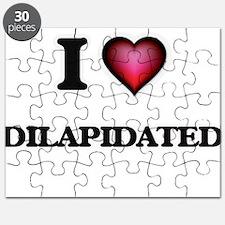 I love Dilapidated Puzzle