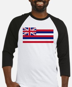 State Flag of Hawaii Baseball Jersey