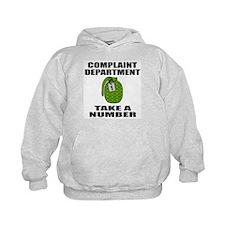 COMPLAINT DEPARTMENT Hoodie
