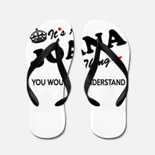 JOANA thing, you wouldn't understand Flip Flops