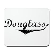 Douglass Vintage (Black) Mousepad