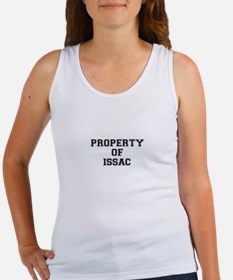Property of ISSAC Tank Top