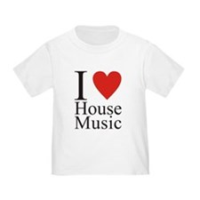 i_love_house T-Shirt