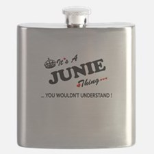 JUNIE thing, you wouldn't understand Flask