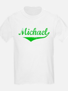 Michael Vintage (Green) T-Shirt