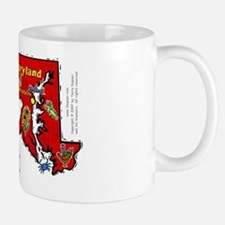 MD-Crabs! Small Small Mug