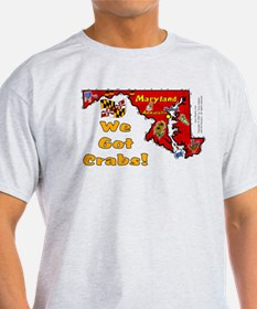 MD-Crabs! T-Shirt