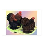 Partridge Cochin Bantams Postcards (Package of 8)