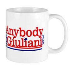 Anybody but Giuliani Mug