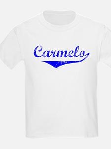 Carmelo Vintage (Blue) T-Shirt