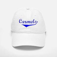 Carmelo Vintage (Blue) Baseball Baseball Cap
