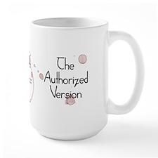 Authorized Version Mug