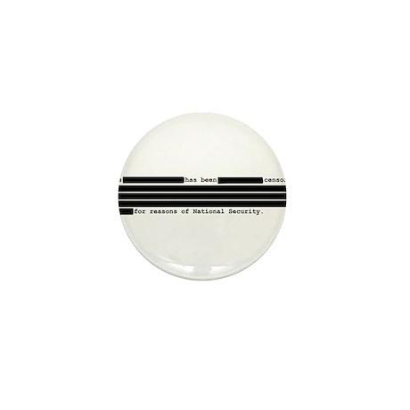 Censored Mini Button (100 pack)