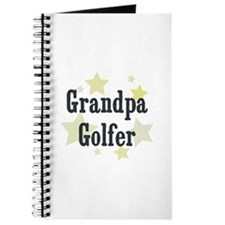 Grandpa Golfer Journal