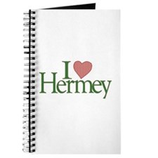 I Love Hermey Journal