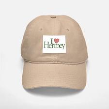 I Love Hermey Baseball Baseball Cap
