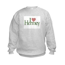 I Love Hermey Sweatshirt