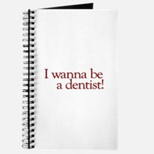 I Wanna be a Dentist (Hermey) Journal
