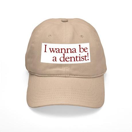 I Wanna be a Dentist (Hermey) Cap