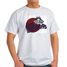 Jewel Smashers - Ash Grey T-Shirt