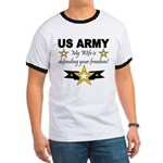 Army - My Wife is defending . Ringer T