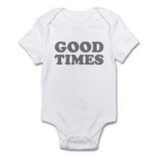 Good Times Infant Bodysuit
