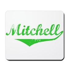 Mitchell Vintage (Green) Mousepad