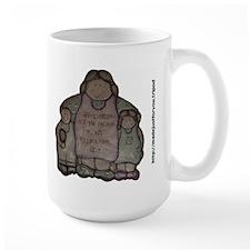 Grandchildren are the Reward Mug