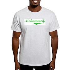 Mohammed Vintage (Green) T-Shirt